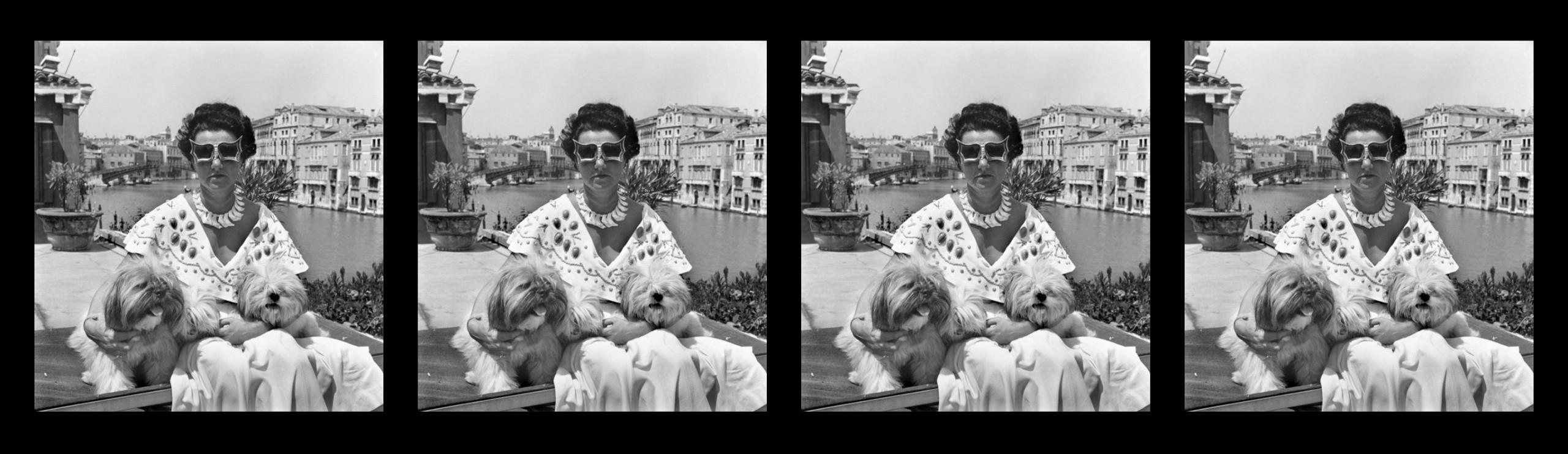 <Peggy Guggenheim> <Historical Heroines> <Darklight Art> <Art Collector> <Art Addict> <Female Collectors> <Darklight Art>