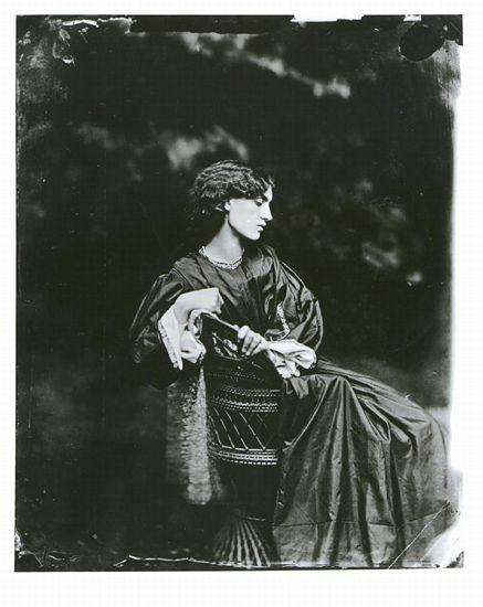 Jane Morris | Rossetti Archive | 1865