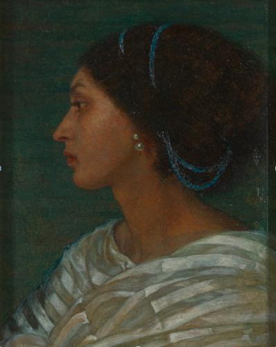 <Fanny Eaton> <Joanna Boyce Wells> <Pre-Raphaelite> <Female Artist> <Historical Heroines> <Muse>