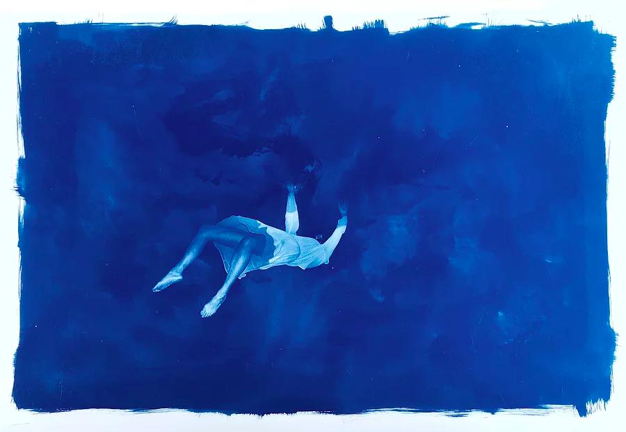 Craig Keenan | Falling Landscape | Darklight Art