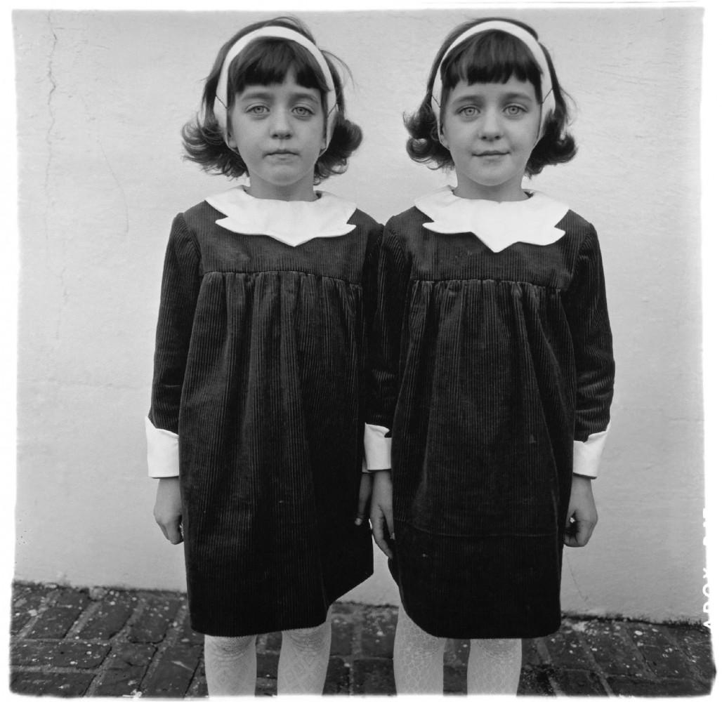 Diane Arbus | Identical Twins | New Jersey