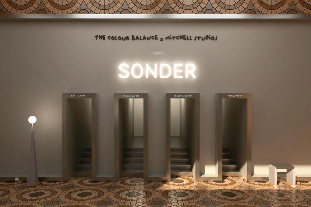 <Sonder> <The Colour Balance> <Mitchell Studios> <Black Photographers> <Photographers of Colour> <Virtual Art>