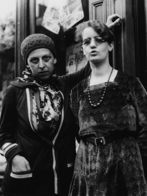 <Claude Cahun> <Marcel Moore> <Female Artists> <Historical Heroines>