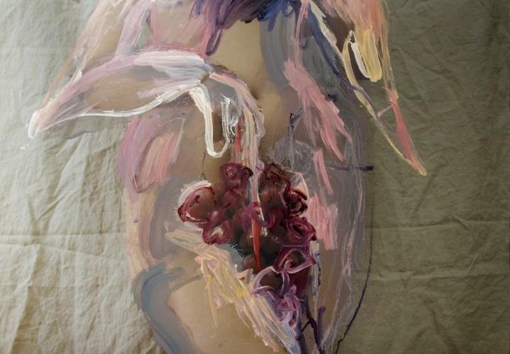 Forbidden Fruit | Jess Cochrane | Feminist Art