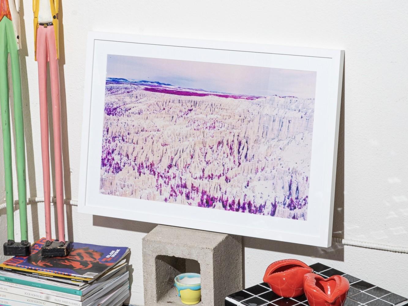 Marco Walker | Darklight Art | LA interior inspiration | Framed art prints